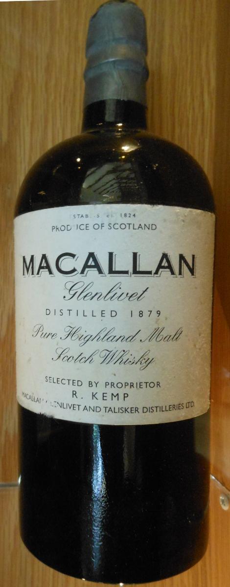 Macallan 1879