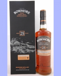 Bowmore Small Batch Release 25 Jahre