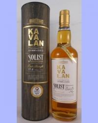 Kavalan Solist ex-Bourbon Cask