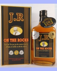J.R on the Rocks